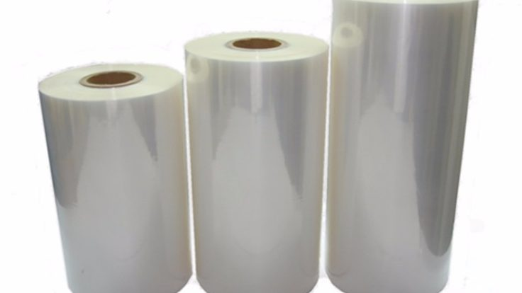 MOISTUREPROOF PE/PVC Stretch Wrap FILM