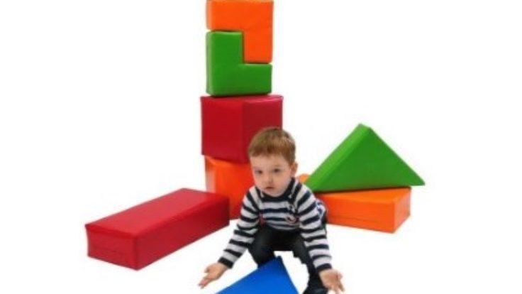 CHILDREN SOFT PLAY FOAM BLOCK