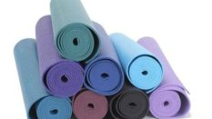 HIGH ELASTIC YOGA MAT
