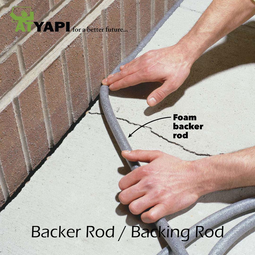 Backer Rod Backing Rod At Yapı