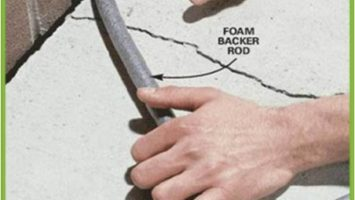 BACKER ROD – BACKING ROD