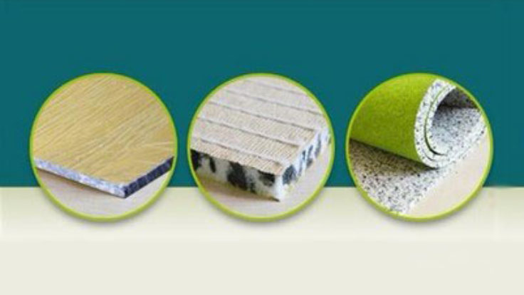 PU Foam Carpet Underlay