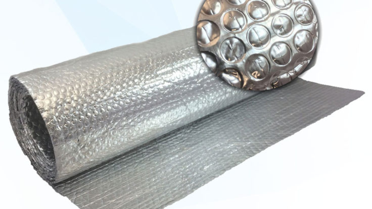 Aluminium Foil Bubble Wrap
