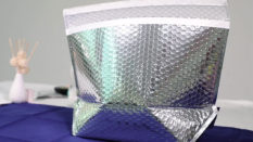ALUMINIUM FOIL INSULATION SHIPPING BAG INSULATED BOX LINERS / THERMAL BOX LINERS