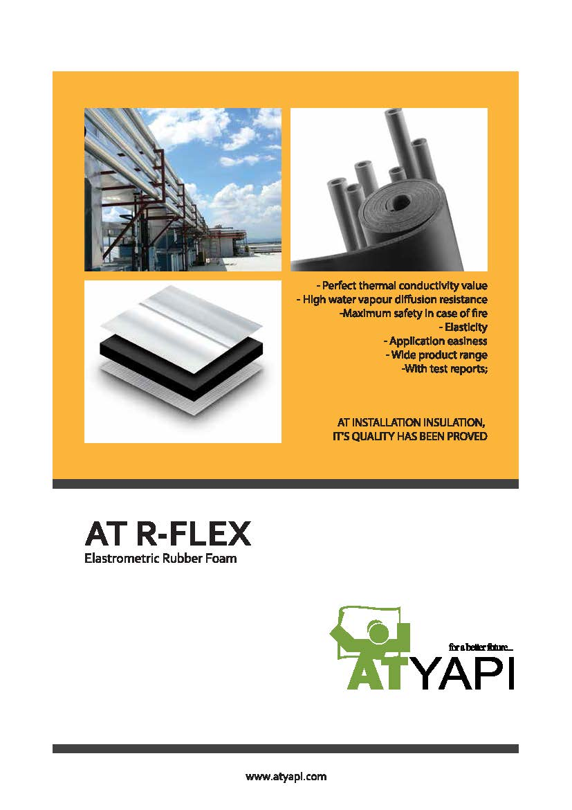 AT R-Flex Elastometric Rubber Pipe